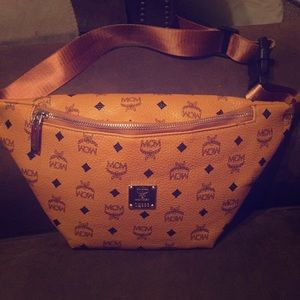 Unauthentic MCM Fanny Pack